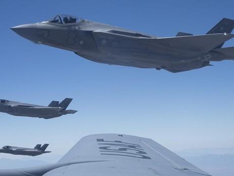 Israel, Mỹ và Anh kết thúc tập trận có sự tham gia của máy bay F-35