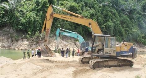 Huy động lực lượng, phương tiện tìm kiếm giai đoạn 5 tại thủy điện Rào Trăng 3