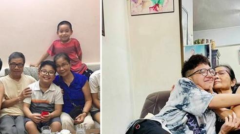 MC Thảo Vân chúc mừng sinh nhật mẹ chồng cũ