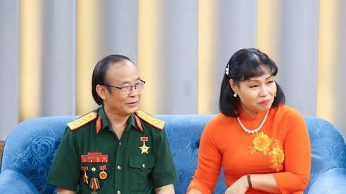 Hôn nhân hơn 40 năm chưa từng hạnh phúc của vợ chồng nguyên Lữ trưởng, Lữ đoàn Đặc công 198
