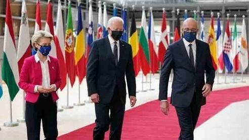 Quan hệ Mỹ-EU thời Tổng thống Joe Biden: Mối lương duyên không dễ chối bỏ