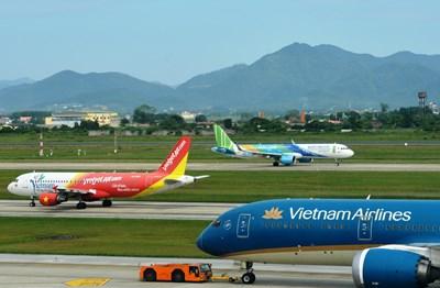 Hỗ trợ hàng không để tạo động lực cho nền kinh tế