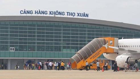 Đề xuất tạm dừng các chuyến bay chở khách đivàđến sân bay Thọ Xuân, Phú Bài, Chu Lai