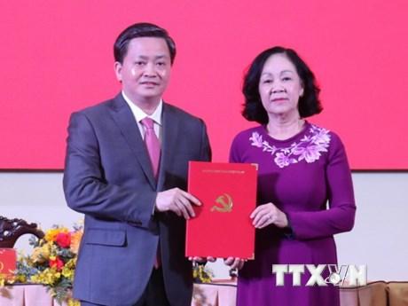 Ông Lê Đức Thọ giữ chức vụ Bí thư Tỉnh ủy Bến Tre nhiệm kỳ 2020-2025