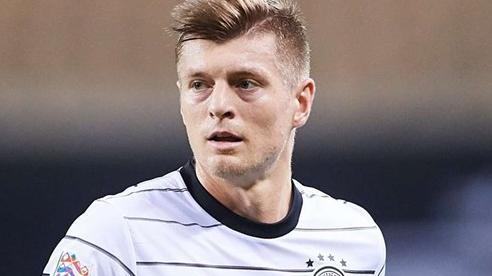Toni Kroos chính thức chia tay đội tuyển Đức