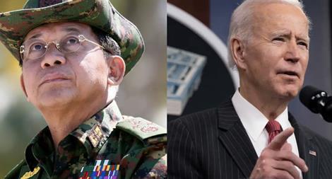 Mỹ gia tăng sức ép lên chính quyền quân sự Myanmar