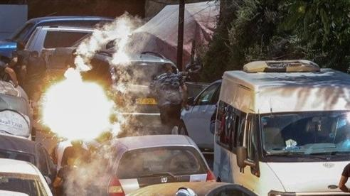 Thứ Sáu hằng tuần, người biểu tình Palestine và binh lính Israel lại đụng độ gây thương vong lớn