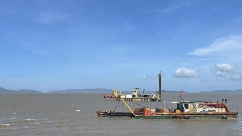 Vân Đồn: Nạo vét luồng lạch đường thủy nội địa tại xã đảo Quan Lạn là cần thiết cho nhu cầu phát triển KT-XH