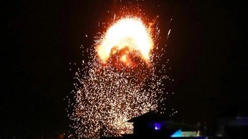 Không quân Israel tấn công các mục tiêu tại Dải Gaza sau thoả thuận ngừng bắn