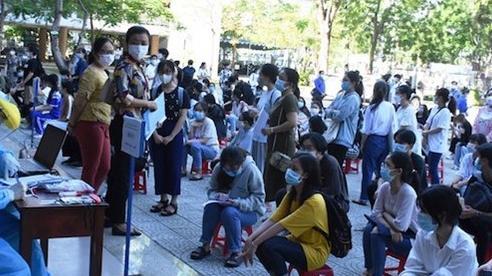 Đà Nẵng lấy mẫu xét nghiệm gần 13 nghìn thí sinh