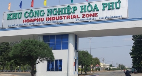 Nam công nhân ở KCN Hòa Phú, dương tính SARS-CoV-2