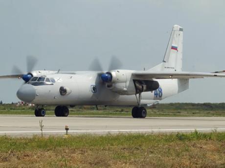 Nga xác định khu vực máy bay chở khách An-26 gặp nạn