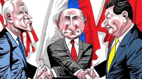 Tam giác quyền lực Mỹ-Nga-Trung khó 'nồng ấm'