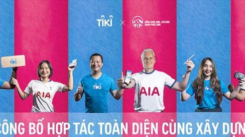 AIA Việt Nam và Tiki hợp tác cung cấp giải pháp bảo hiểm