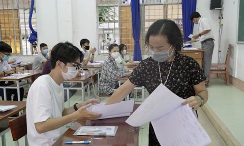 Thí sinh thi tốt nghiệp THPT tại An Giang nhập viện cấp cứu lúc đang thi