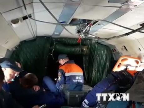 Chủ tịch nước gửi điện thăm hỏi vụ tai nạn máy bay tại Nga