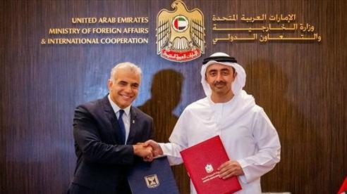 UAE - Israel: Thế giới chứng kiến một sự đột phá mới