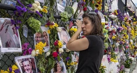 Mỹ kết thúc tìm kiếm người sống sót trong vụ sập chung cư