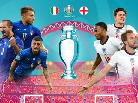 EURO 2020: Lịch sử đối đầu giữa hai đội tuyển Italy và Anh