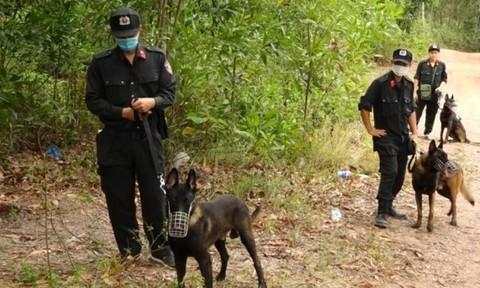 Huy động hơn 300 cảnh sát truy bắt nghi can sát hại mẹ vợ