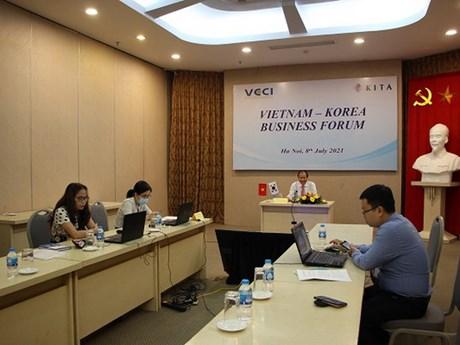 Nhiều doanh nghiệp Hàn Quốc đặc biệt quan tâm tới thị trường Việt Nam