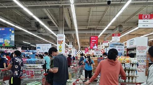 2.833 điểm bán hàng hoạt động xuyên suốt thời gian giãn cách xã hội tại TP. HCM