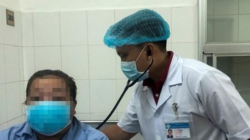 Nữ bệnh nhân 'giữ' xương cá trong phế quản suốt một năm