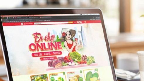 Giãn cách theo Chỉ thị 16: Hàng hóa và giao hàng online tại TP.HCM vẫn phong phú