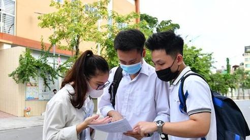 Bộ Giáo dục và Đào tạo công bố đáp án, thang điểm môn Ngữ văn