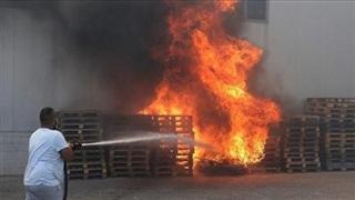 Hy Lạp: Cháy rừng bùng phát dữ dội, nhiều người dân khẩn trương đi sơ tán