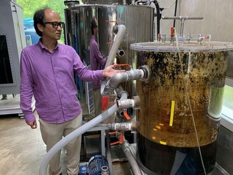 Kỳ lạ nhà vệ sinh 'hô biến' chất thải thành tiền số ở Hàn Quốc