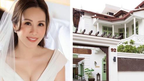 Hoa hậu Thu Hoài giàu có nức tiếng nhưng đầy thị phi vì liên tục 'gây hấn' với nhiều nhân vật showbiz