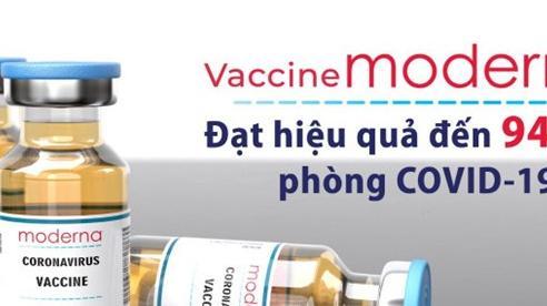 Những đối tượng được WHO khuyên tiêm vaccine Moderna