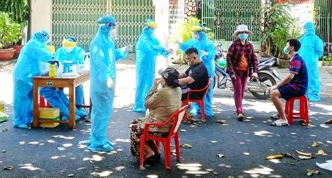 Huyện cuối cùng ở Phú Yên đã có ca nhiễm SARS-CoV-2