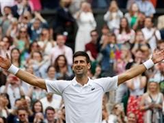 Vô địch Wimbledon, Djokovic san bằng kỷ lục của Federer và Nadal