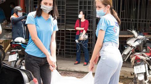30.000 suất ăn của các hoa hậu tặng người nghèo chịu ảnh hưởng bởi dịch Covid-19