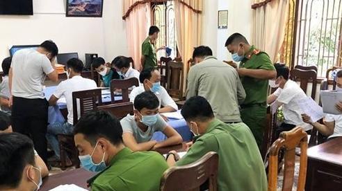 Xóa sổ hai tụ điểm đánh bạc hơn 3 tỷ đồng ở huyện miền núi Quảng Nam