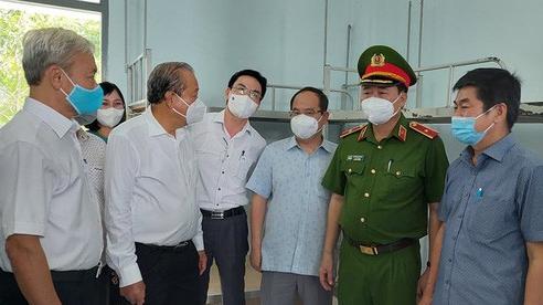 Ông Trương Hòa Bình: Đồng Nai chuẩn bị kịch bản dịch bệnh có thể diễn biến phức tạp hơn