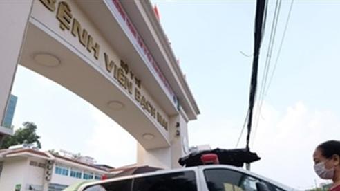 Thổi giá thiết bị: Cựu lãnh đạo BV Bạch Mai nộp tiền
