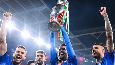 Những cái nhất của Italia tại EURO 2020