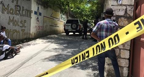 Nghi phạm ám sát Tổng thống Haiti từng cấp tin mật cho Cơ quan ma túy Mỹ