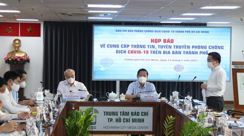 Thông tin mới nhất về chuỗi lây nhiễm ở KCX Tân Thuận, Công ty PouYuen, chợ Tân Định