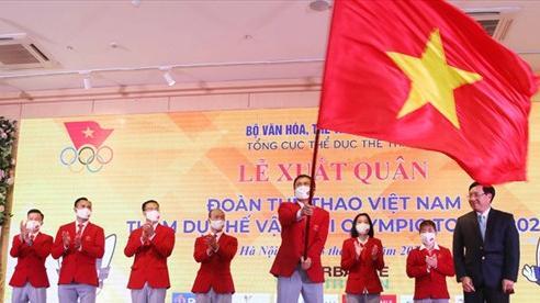 Thể thao Việt Nam cần nỗ lực hết sức tại Olympic Tokyo 2020