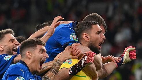 Italia áp đảo đội hình xuất sắc nhất EURO 2020