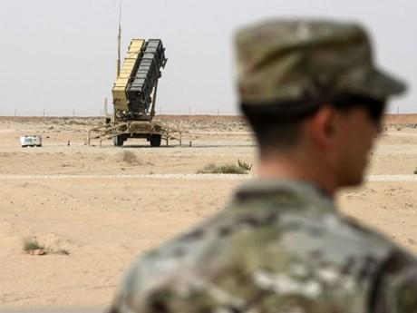 Nổ kho đạn cũ ở Saudi Arabia, gần nơi đồn trú của binh sỹ Mỹ