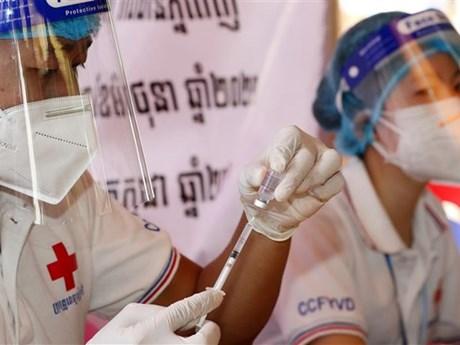 COVID-19: Số ca mắc mới và tử vong ở Campuchia vẫn ở mức cao