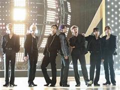 Nhóm nhạc BTS đạt doanh số CD cao nhất tại Mỹ trong nửa đầu năm