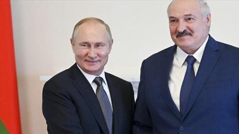 Tổng thống Belarus sang Nga hội đàm với ông Putin, tự tin đối phó trừng phạt
