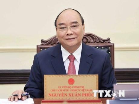 Chủ tịch nước Nguyễn Xuân Phúc sẽ điện đàm với Tổng thống Indonesia
