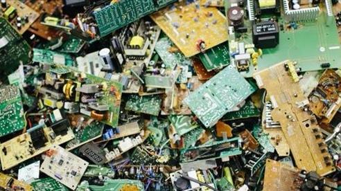 Tái chế rác thải điện tử thành nguyên tố hiếm